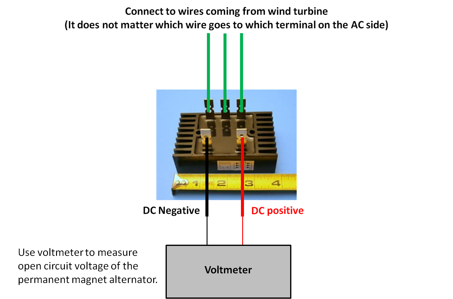 750w Permanent Magnet Altenator Windynation Community Forums Permanent Magnet Alternator Design Permanent Magnet Alternator Wiring Diagram